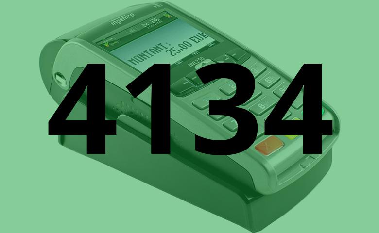 Ошибка 4134